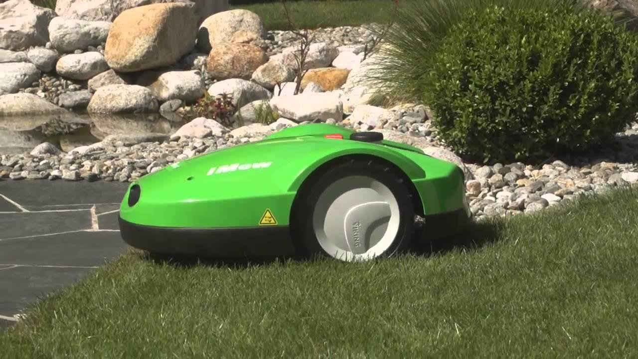 Predisposizione giardino e fornitura installazione robot