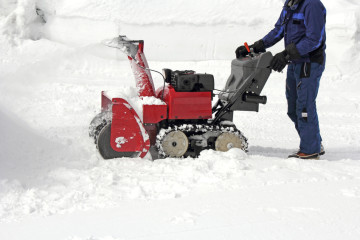 Sgombero Neve e Spargimento Sale